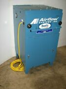 Airflow Systems Dust Collector Blower Model Ds-1-shaker-pg5 Single Phase Nice