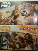 Operation Game Star Wars Chewbacca And Bb-8 Edition