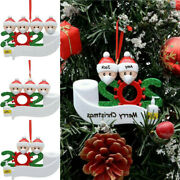Xmas Christmas Hanging 2020 Ornament Family Ornaments Personalized