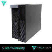 Dell T7920 Workstation 16gb Silver 4109t 2x 4tb And 240gb K2000