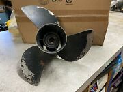 Yamaha 3-blade Painted S.s. Prop 13 1/2 X 17      Stk 100