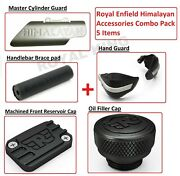 Royal Enfield Himalayan Accessories Combo Pack 5 Items In 1 Pack