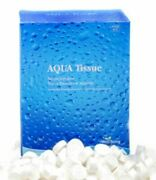 Dry Compressed Aqua Tissue Magic Coin Style 500pcs Wet Towel Cleaning Towel