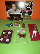 Rare Scotty Cameron Gss Dog Key Chain, Pins, Ball Markers, Sticker, And Divot Tool