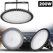 200w Led High Bay Light Warehouse Fixture Factory Industrial Shed Lamp