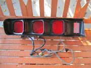 Nos 71 72 Dodge Charger R/t 500 Super Bee Lh Taillight Assembly Slight Damage 2