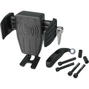 Ciro Cybercharger Phone Holder Perch With Wireless Fast Charger Harley Davidson