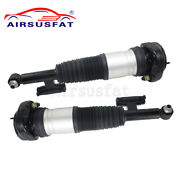 Pair For Bmw G11 G12 4matic Rear Left Right Air Suspension Shock Absorber 16-18