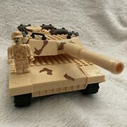 Lego Assault Tank Army 1 Minifigure Soldier Toy