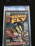Human Fly 5 Cgc 9.0 Highly Collectible Not Found Every Day As Pictured