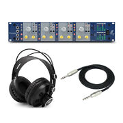 Focusrite Isa 428mkii 4-channel Microphone Preamp Bundle With Headphones And Cable
