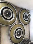 Set Of 3 1972-1974 Ford Thunderbird Wheel Cover Hubcaps