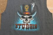 T-shirt Tank Owned And Worn By Slash Of Guns Nand039 Roses And Velvet Revolver Sturgis