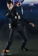 1/6 Hot Toys Mms129 Terminator 2 Judgment Day T-1000 Movie Action Figure
