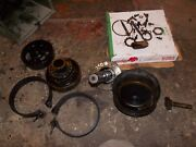 International 350 Utility Live Pto Power Take Off Assembly Parts Shaft Band Etc.
