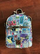 Disney Dooney And And Bourke Haunted Mansion Backpack Hitchhiking Ghost 2020