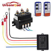 Fit For Warn Atv Winch Kit 12v Remote Winch Contactor Switch Solenoid Relay