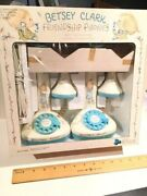 Betsey Clark Friendship Phones Telephones Rare New In Box Betsy Antique Mary