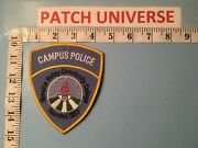 Moraine Valley Community College Campus Police Shoulder Patch O113