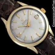 1965 Omega Seamaster Rare Cal. 560 Vintage Mens Watch Automatic Date Warranty