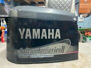 Yamaha And03996-03 250 Hp V-max Or Ox66 Outboard Motor Cowling - Stk 9215