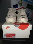 New Nike X Stussy Air Zoom Spiridon Cage 2 Fossil Size 6 Us Men Cq5486-200