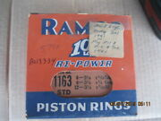 Piston Rings Standard Size 1941 Dodge 201 Dodge Truck And Plymouth P11 P12