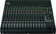 Mackie Vlz4 Series, 16-channel, 4-bus Compact Mixer With Ultra-wide 60db Gain Ra