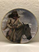 Gregory Perillo Plates Vintage Limited Edition Collectible