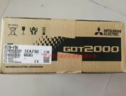 1pc Mitsubishi Gt2708-vtba New Panel Expedited Shipping