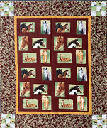 Quilts Hand Made 51andrdquo X 43andrdquo
