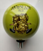 Belland039s Brewery Hopslam Ale Ball Shaped Beer Tap Topper