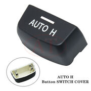 Auto H Button Switch Cover Fits For 2009-17 Bmw 5 6 X3 X4 F10 F11 F06 F12 F25