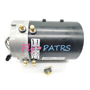 For 07-up Tomberlin E-merge Electric Golf Cart 48 Volt Drive Motor Zqs48-3.8-t