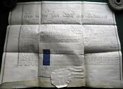 1864 Winchester Probate Will Revd Andrew Quicke Fellow Of Winchester College