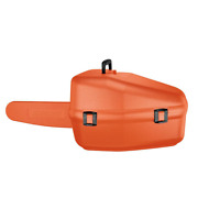 18 In. Chainsaw Case Storage Secure Box Chest Durable Tool Rust Protection Echo