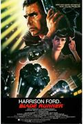 Blade Runner 1982 27997 Movie Poster 27x41 Signed By The Artists John Alvin