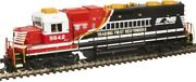 Atlas Gold 2405 Norfolk Southern First Responders Gp38 5642 Dcc And Sound Nib