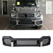 G55 G63 G65 Style Front Bumper Cover Kit For Benz W463 G-class G-wagon 90-2017