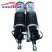 Pair For Rolls Royce Ghost Rr4 Wraith Front Air Suspension Shock 37106862552