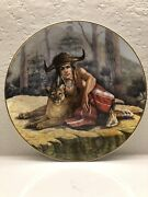 Gregory Perillo Plates Limited Edition Made In Usa Number 3911