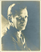 Wallace Wally Ford - Photograph Signed 1941