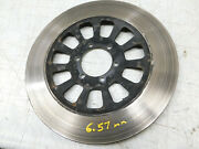 Yamaha Xs650 650 Special Front Brake Disc Disk Rotor 1980 1981 Xs650s 1982 1983