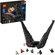 Lego Star Wars Kylo Renand039s Shuttle 75256