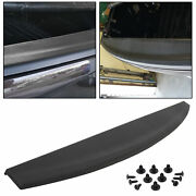 Tailgate Cover Mold Top Cap Protector Spoiler For 09-18 Dodge Ram 150025003500