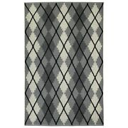 Kaleen Rugs Prc01 Paracas Area Rug Graphite 5and039x7and0396 - Prc01-68-576