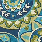 Couristan Covington Rip Tide Ocean And Green In/out Rug 8and039x11and039 - 37781014080110t