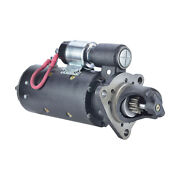 New 12 Volt Starter Fits Case Tractor 1370 1570 870 970 323740 1113478 A149056