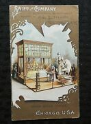 Swift And Company Chicago Union Stock Yards Columbian Exposition 1893 Worlds Fair