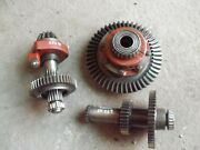 International 656 Hydro Rc Tractor Original Ih Complete Gears Gear And Pinion Set